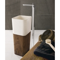 Neutra - Duo monoliths washbasins