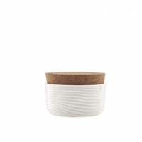 Mormor Ribbed Sugar Bowl