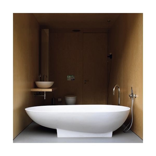 Agape - Spoon bathtub - VolumeFive Private Limited